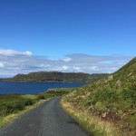 Isle Mull Cycle Route Road Cycling