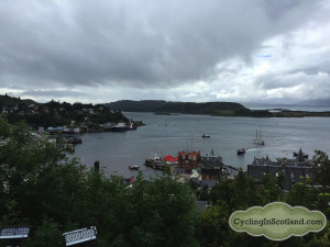 Where to stay in Oban
